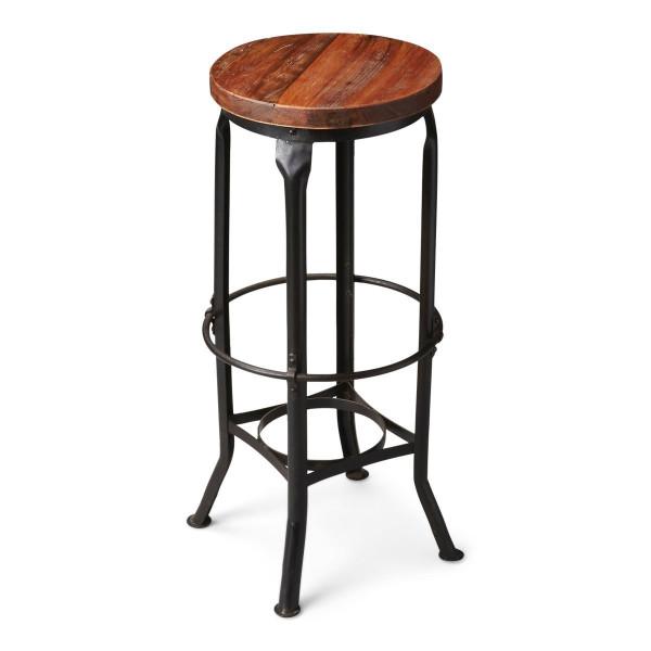 Butler Abbott Industrial Chic Bar Stool 1167025