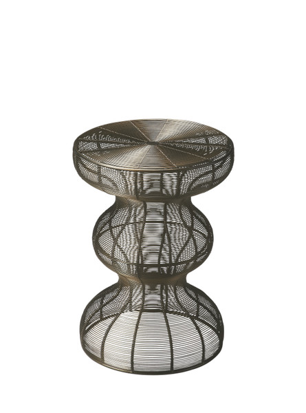 Butler Angeline Round Metal Accent Table 2895025