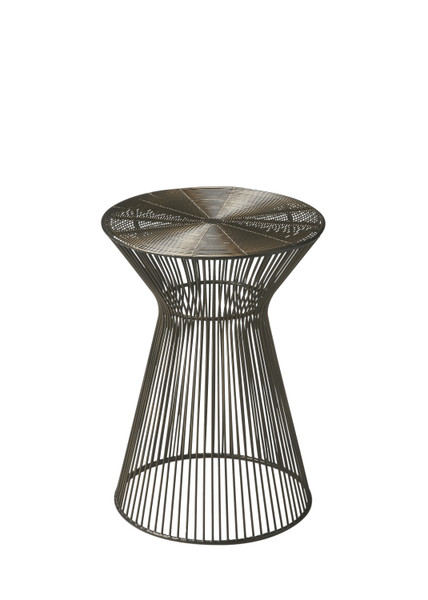 Butler Greeley Round Metal Accent Table 2896025