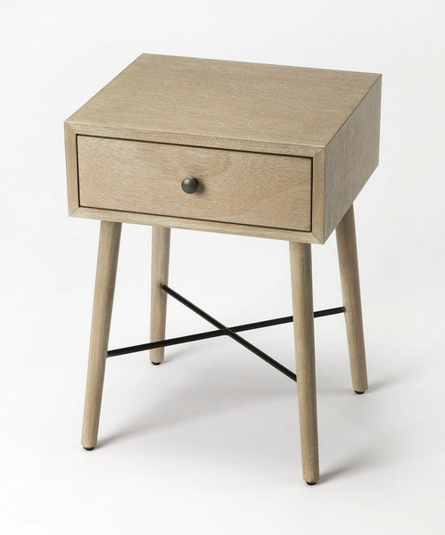 Butler Delridge Gray End Table 3791140