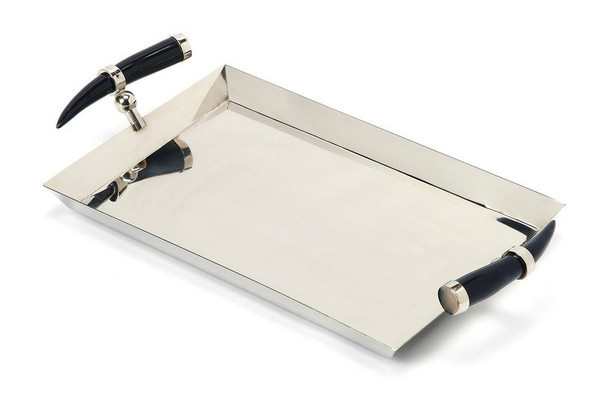 Butler Vito Stainless Steel Rectangular Serving Tray 3826016