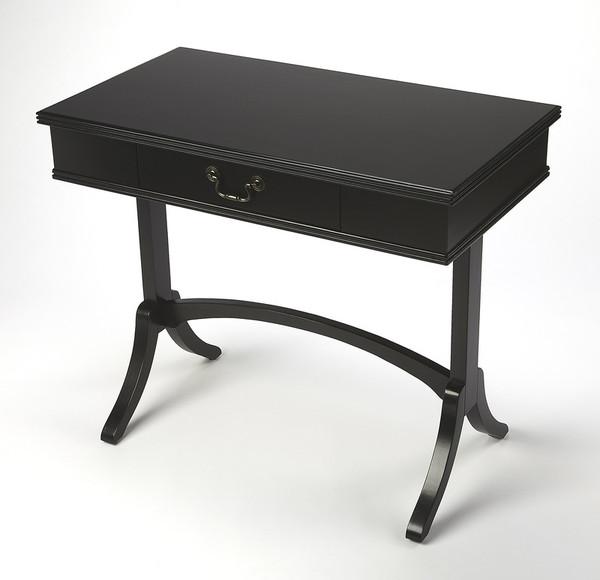 Butler Alta Black Writing Desk 4456295