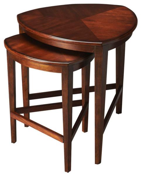 "Butler Finnegan Antique Cherry Nesting Tables 7010011 ""Special"""