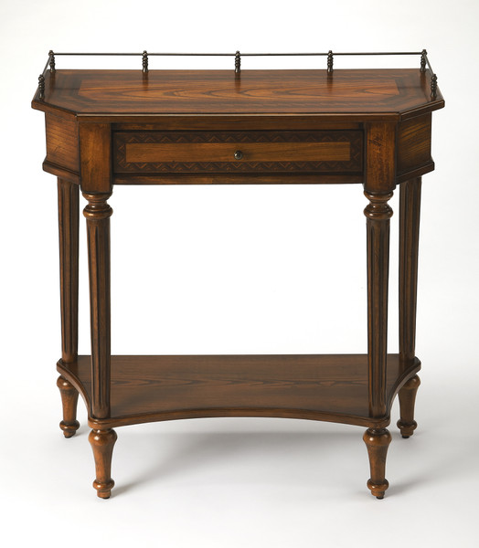"""Butler Charleston Umber Console Table 883040 """"Special"""""""