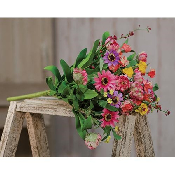 """Mini Mum Bouquet, 15-1/2"""" FYL61533BY By CWI Gifts"""
