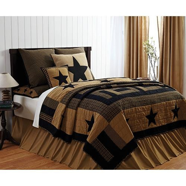 Delaware Luxury King Quilt, 105X120 G13812 By CWI Gifts