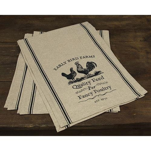 """48"""" Fancy Poultry Runner G31463 By CWI Gifts"""