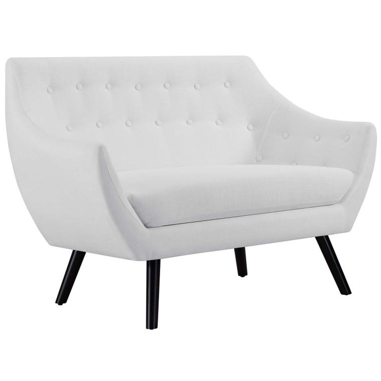 Modway Allegory Loveseat - White EEI-2550-WHI