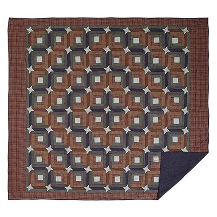 Parker King Quilt G29493 By CWI Gifts