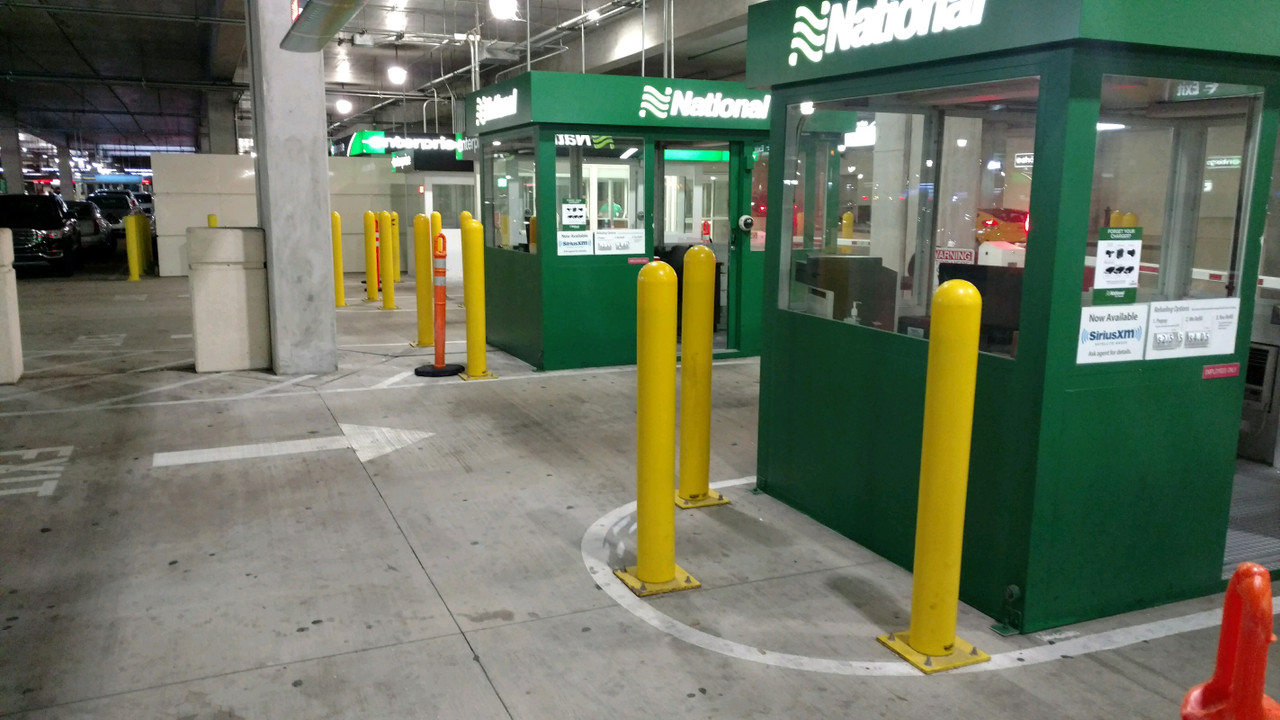 Avoid Coring Issues this Winter with Base Plate Bollards