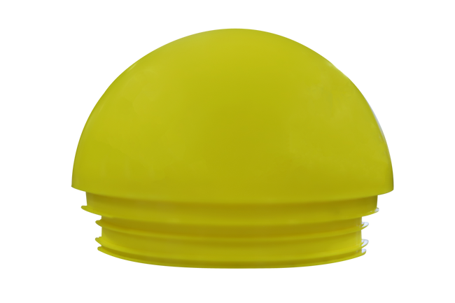 Dome Top Bollard Cap