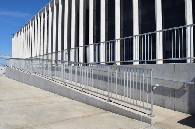 Add a Touch of Style to Your Next Project with Aluminum Handrail