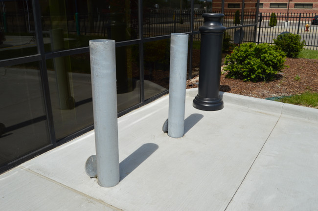 Protect Your Critical Assets with U.S. Steel Bollards