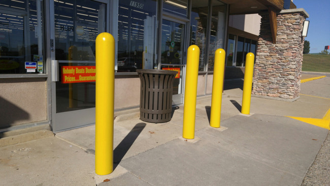 Need Bollard Caps? Save Time and Buy the Full Bollard Cover Instead