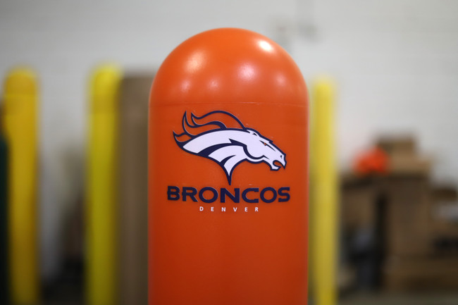 Stadium Standouts: Add Team Logos to Stadium Bollards and Sign Bases