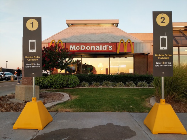 Need to Add Curbside Services? Our Portable Sign Bases are the Perfect Option