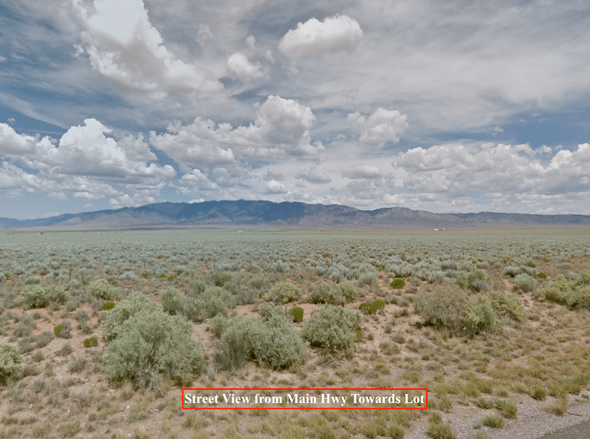 5.78 Acres in New Mexico $6,599
