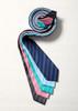 Mens Self Stripe Tie 99101