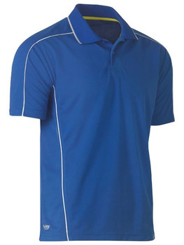 COOL MESH POLO SHIRT BK1425