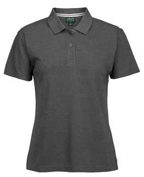 C OF C LADIES PIQUE POLO S2MP1