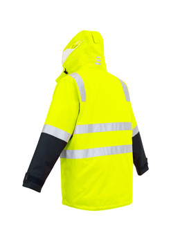 c47cfeed9ffa ZJ900 MENS FR ARC RATED ANTI STATIC WATERPROOF JACKET - Entire Workwear