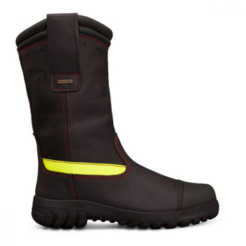 66-496 300MM PULL ON STRUCTURAL FIREFIGHTER BOOT