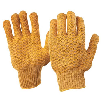 ProChoice® Brown Lattice Gloves Large 342CCL pk12