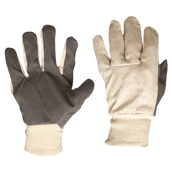 ProChoice® Cotton Drill Vinyl Palm Gloves Large CDVP pk12