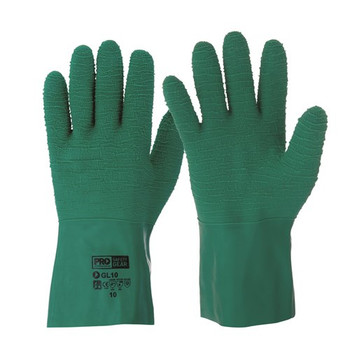 ProChoice® Green Gauntlet Gloves GL PK12