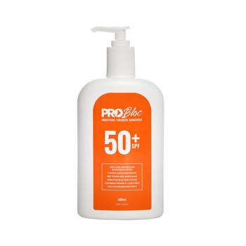 ProChoice® Probloc 50+ Sunscreen 500mL SS500-50  6pk