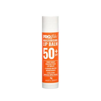 ProChoice® Probloc 50+ Lip Balm 4gm: LB4-50 pk24