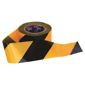 ProChoice® Barricade Tape - 100mm x 75m Yellow / Black YB10075