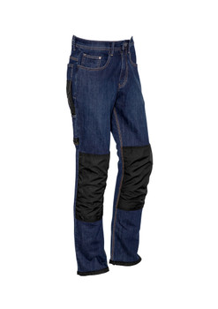 ZP508  MENS HEAVY DUTY CORDURA® STRETCH DENIM JEANS