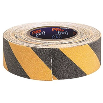 ProChoice® Self Adhesive Non Slip Hazard Tape Yellow & Black. 18m x 50mm YB1850-NS