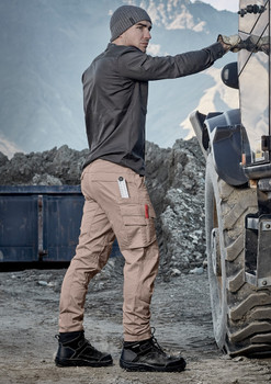 Mens Streetworx Curved Cargo Pant ZP360