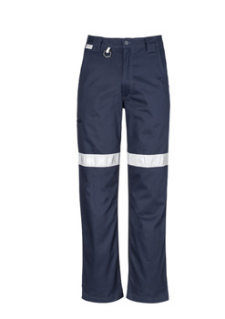 ZW004  MENS TAPED UTILITY PANT (REGULAR)