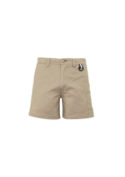 ZS507  MENS RUGGED COOLING SHORT SHORT