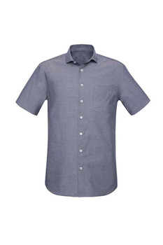 Mens Charlie Classic Fit S/S Shirt RS968MS