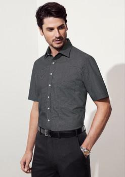 Mens Oscar Short Sleeve Shirt 44522