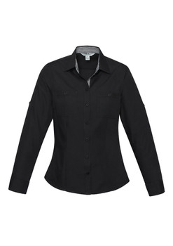 LADIES BONDI LONG SLEEVE SHIRT S306LL