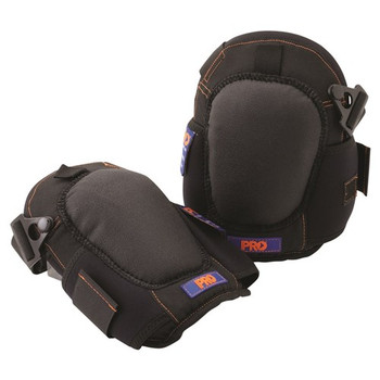 Pro Choice Safety Gear ProComfort Knee Pads Leather Shell KPLS