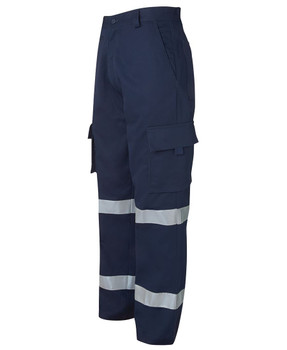 BIO MOTION PANTS WITH REFLECTIVE TAPE 6QTP
