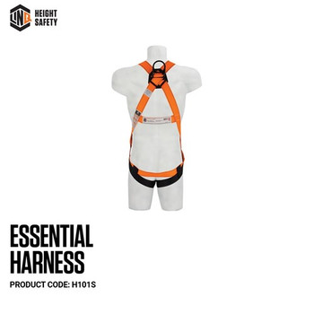 LINQ Essential Harness - Small (S) H101S