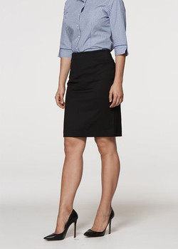 KNEE LENGTH SKIRT LADY SKIRTS - 2802