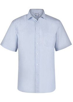 BAYVIEW MENS SHIRT SHORT SLEEVE - 1906S