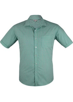 EPSOM MENS SHIRT SHORT SLEEVE - 1907S