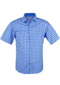 DEVONPORT MENS SHIRT SHORT SLEEVE - 1908S