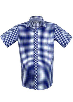 BRIGHTON MENS SHIRT SHORT SLEEVE - 1909S