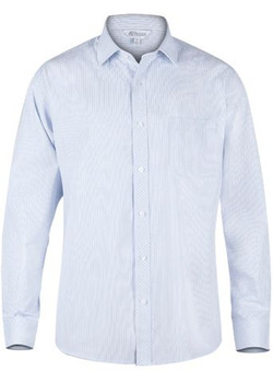 BAYVIEW MENS SHIRT LONG SLEEVE - 1906L