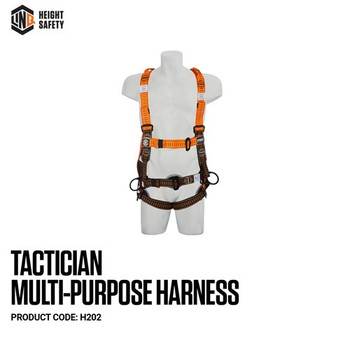 LINQ Tactician Multi-Purpose Harness -Standard (M - L) H202